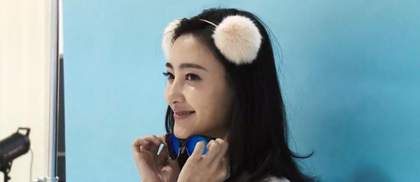 王丽坤明星代言眼镜品牌kalla凯岚