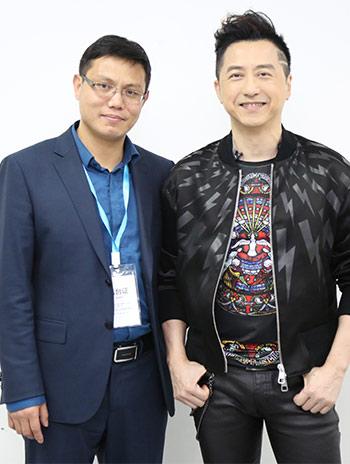 經紀公(gong)司經紀人(ren)與庾澄慶