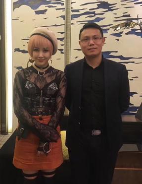 歌手王蓉、机智歌王张帝深圳演出,经典曲目引观众跟唱