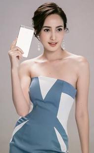 女星Taew代言金立手机 代言费多少?