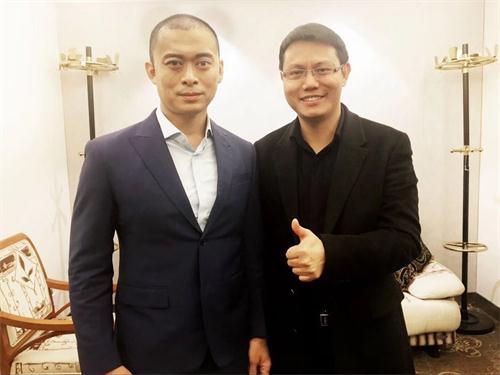 香港著名演员樊少皇为科麦斯代言!
